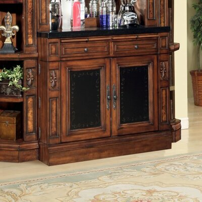 Victoria 2 Piece Bar Base and Hutch