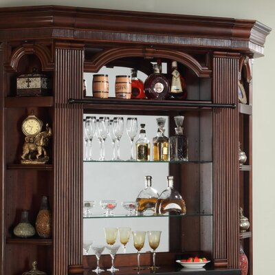 Wakefield Bar with Wine Storage