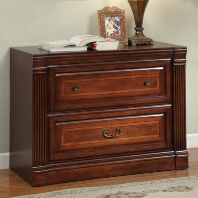 Wakefield Library 2 Drawer Chest