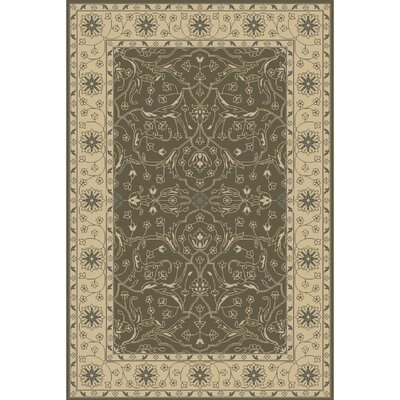 Fulham Hand-Tufted Taupe/Beige Area Rug Rug size: 6 x 9