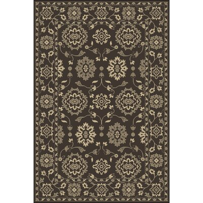 Fulham Hand-Tufted Cream Area Rug Rug size: 6 x 9
