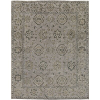 Fulham Hand-Tufted Tan Area Rug Rug size: Rectangle 8 x 10