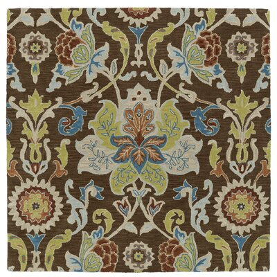 Barkell Hand-Tufted Area Rug Rug Size: Square 39