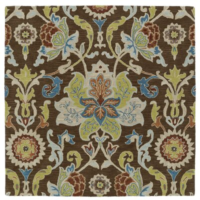 Barkell Hand-Tufted Area Rug Rug Size: Square 7'9