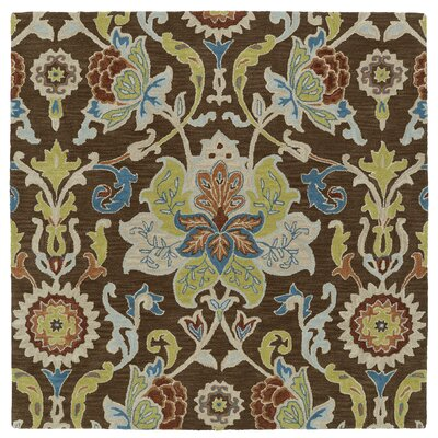 Barkell Hand-Tufted Area Rug Rug Size: Square 99