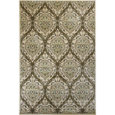 Newfoundland Ivory Area Rug Rug Size: Rectangle 53 x 77