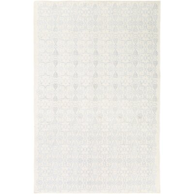 Barret Sky Blue/Ivory Area Rug