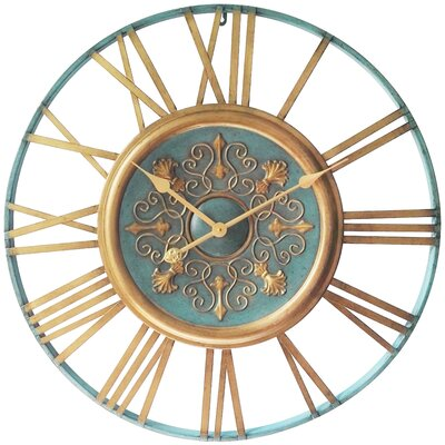 Elissa Oversized Wall Clock