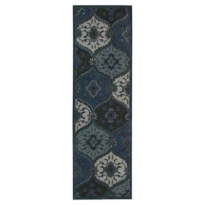 Barrick Handmade Denim Area Rug Rug Size: Runner 23 x 76