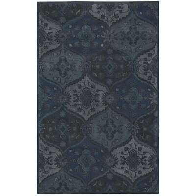 Barrick Handmade Denim Area Rug Rug Size: 8 x 106