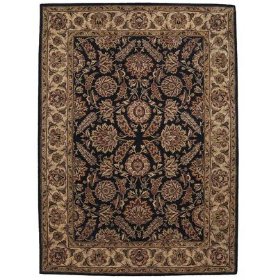 Bassham Area Rug Rug Size: Rectangle 56 x 86