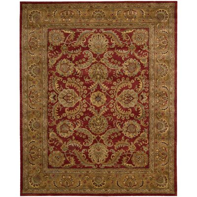 Bassham Area Rug Rug Size: Rectangle 96 x 136