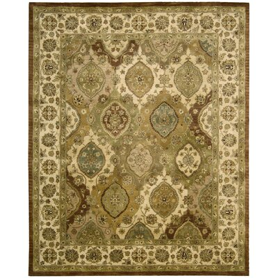 Bassham Area Rug Rug Size: Rectangle 96 x 13