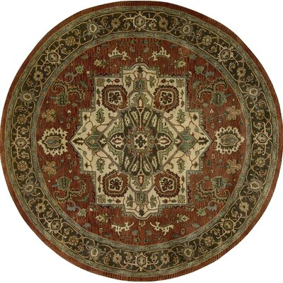 Bassham Area Rug Rug Size: 83 x 116