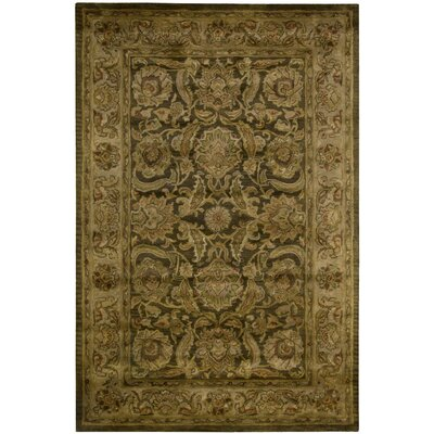 Bassham Brown Area Rug