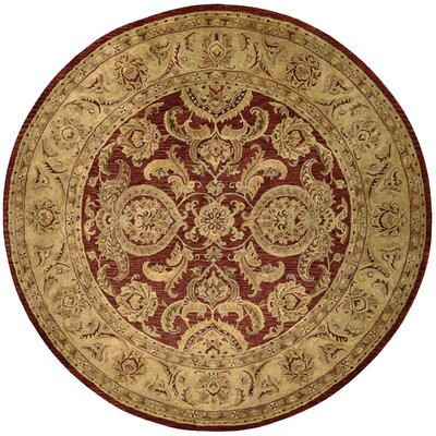 Bassham Cinnamon Rug Rug Size: Rectangle 83 x 116