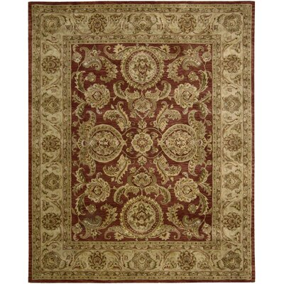 Bassham Cinnamon Rug Rug Size: 56 x 86