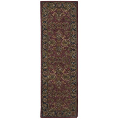 Bassham Rose Area Rug