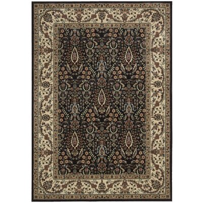 Bayhills Black Area Rug