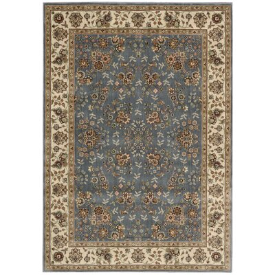 Bayhills Light Blue Area Rug Rug Size: Runner 2'3
