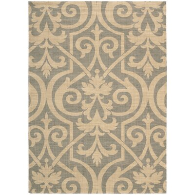 Castanada Slate Area Rug Rug Size: Rectangle 96 x 13