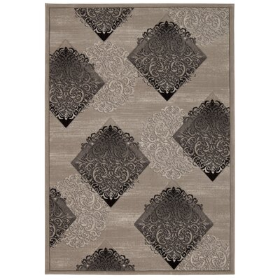 Centreville Ash Rug Rug Size: Rectangle 53 x 74