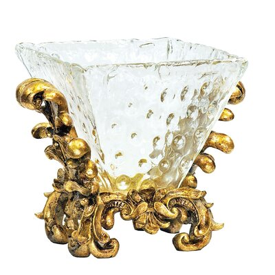 Knob Glass Decorative Bowl ASTG3982 33713670