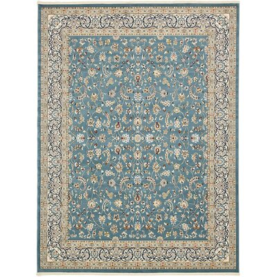 Jackson Blue Area Rug Rug Size: Rectangle 13 x 198