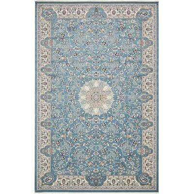 Jackson Blue Area Rug Rug Size: 13 x 198