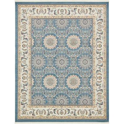 Jackson Blue Area Rug Rug Size: 8 x 10