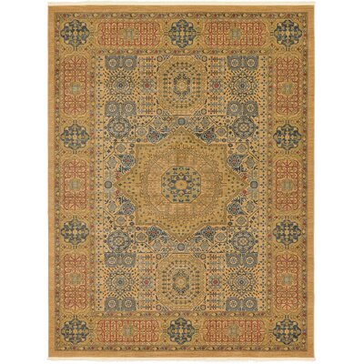 Astoria Grand Laurelwood Beige Area Rug