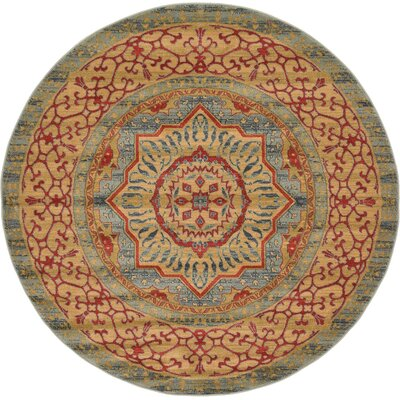 Laurelwood Area Rug Rug Size: Round 6'  x 6'