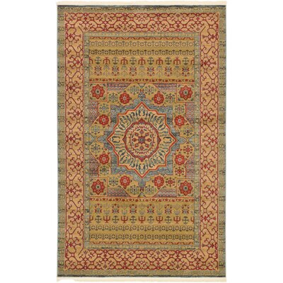 Laurelwood Area Rug Rug Size: Runner 2 x 8
