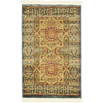 Laurelwood Area Rug Rug Size: 2 x 3