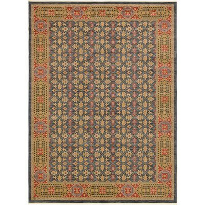 Laurelwood Brown Area Rug Rug Size: 13 x 18