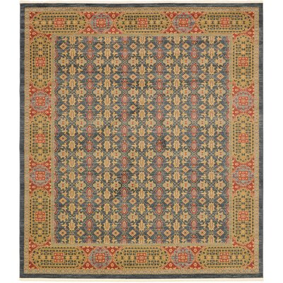 Laurelwood Brown Area Rug Rug Size: 10' x 11' 4