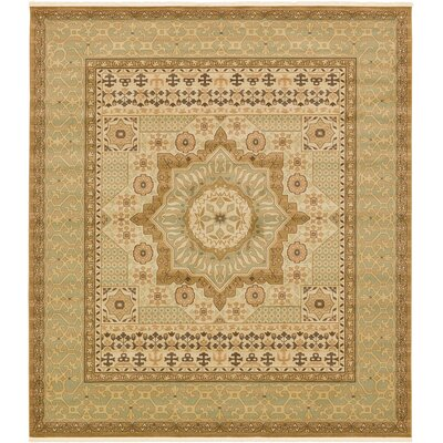 Laurelwood Cream Area Rug Rug Size: 10' x 11' 4