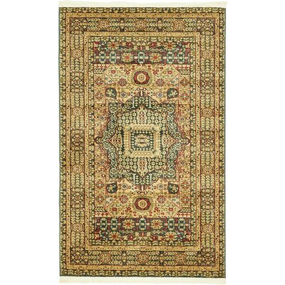 Laurelwood Blue Area Rug Rug Size: Rectangle 5 x 8