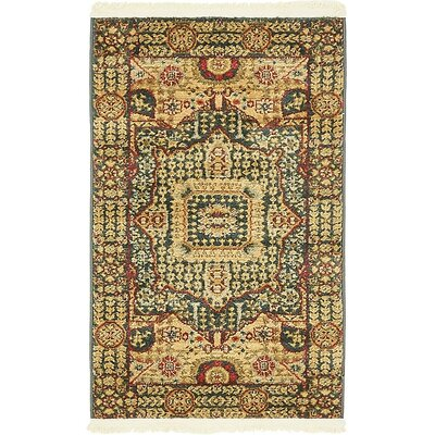 Laurelwood Blue Area Rug