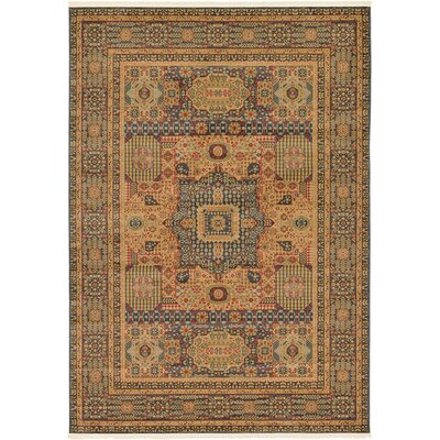 Laurelwood Blue Area Rug Rug Size: 7' x 10'