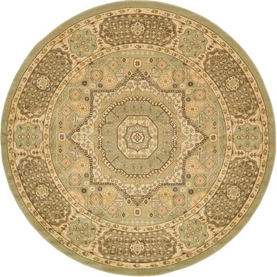 Laurelwood Area Rug Rug Size: Round 8' x 8'