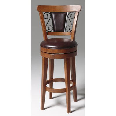 Edwardsburg 26 Swivel Bar Stool