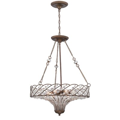 Howell 8-Light Inverted Pendant