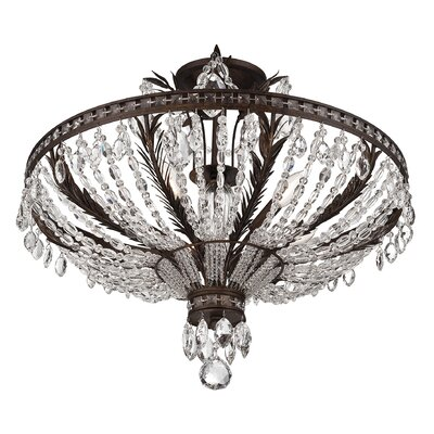 Eastwood 5-Light Semi-Flush Mount
