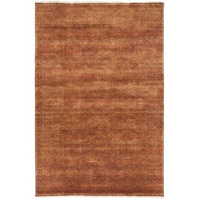 Barrand Rust/Taupe Area Rug Rug Size: 8' x 11'