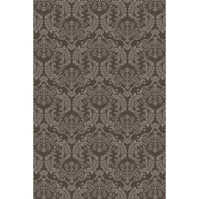 Barratt Hand-Knotted Camel Area Rug Rug size: 9 x 13
