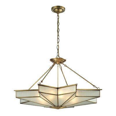 Bottrell 8-Light Inverted Pendant