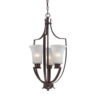 Barryton 3-Light Pendant