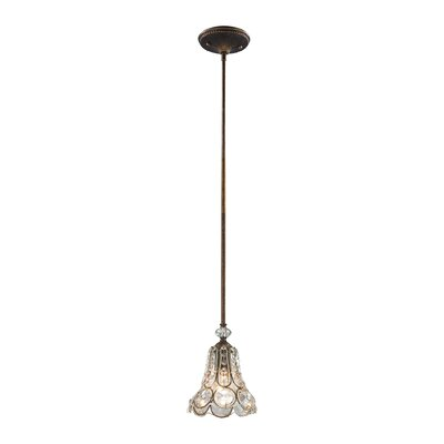 Elberta 1-Light Mini Pendant