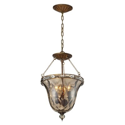 Eastlake 3-Light Mini Pendant